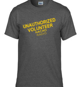unauthorized t